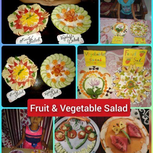 FRUIT _ VEGETABLE SALAD